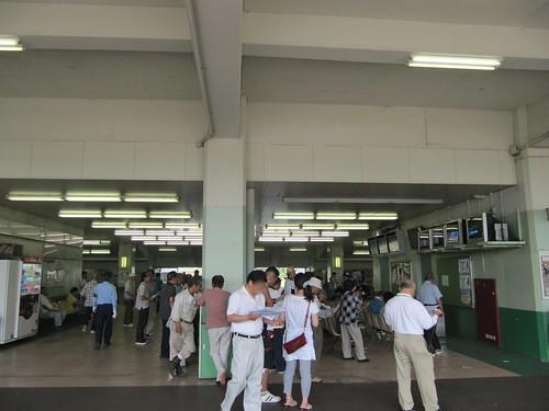 姫路競馬場かつてのにぎわい
