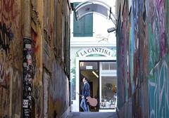 Passage Rue de la Tour / Rue de l'Ale