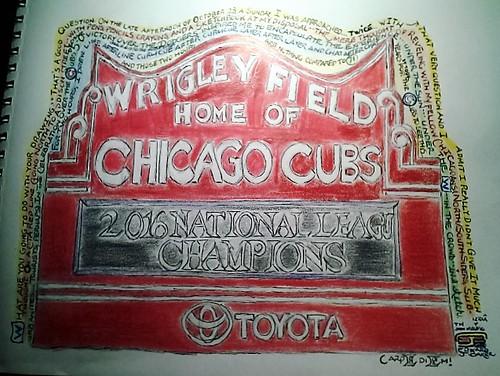 """Addison and Onward, Chicago, Thursday, October 27, 2016"""