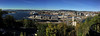 Large panorama view of Oslo, Norway