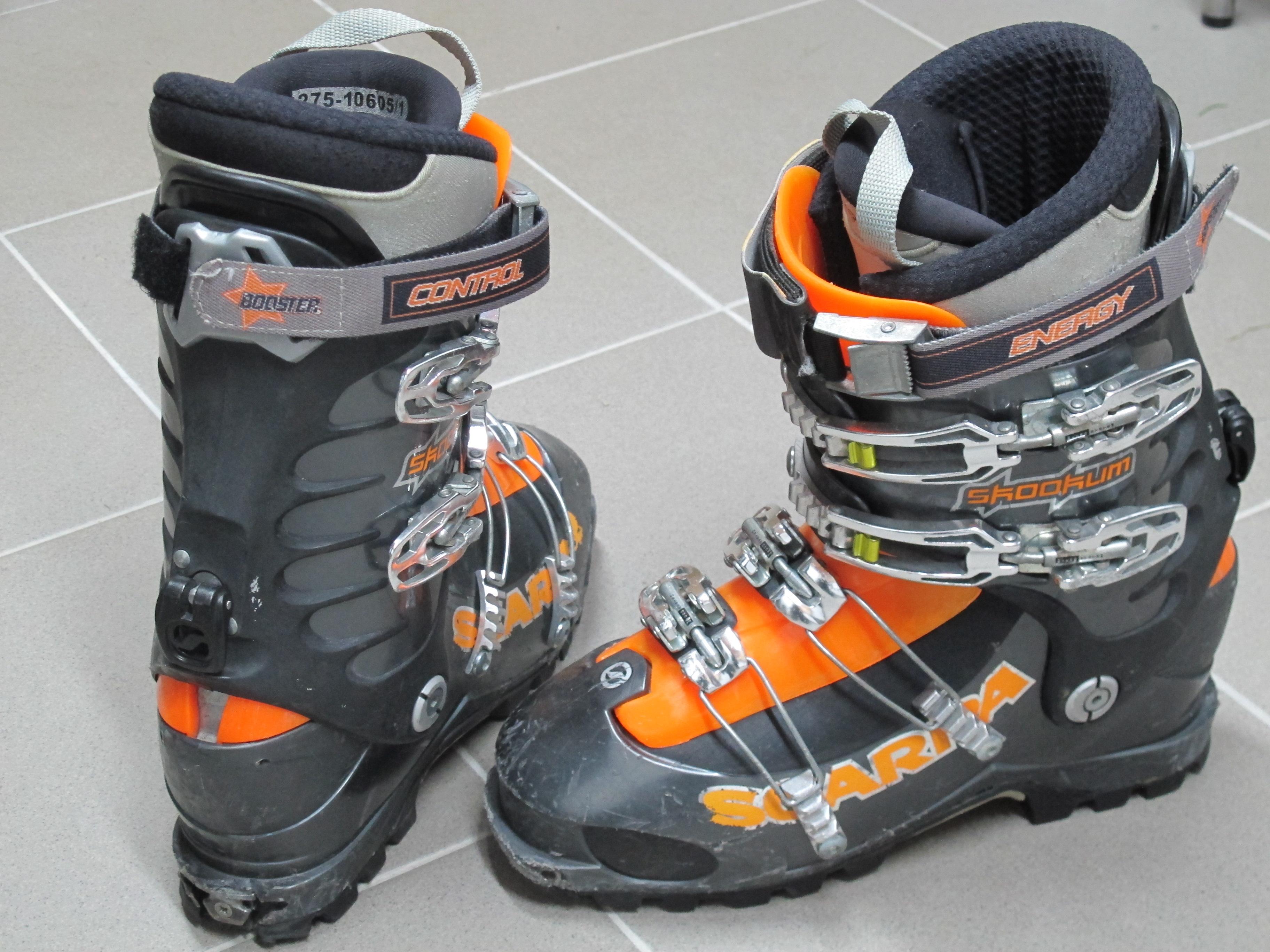 8e891c5a25c Skialpové boty Scarpa Skookum - Bazar - SNOW.CZ