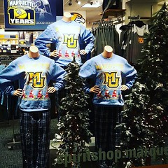Merry Christmas at the @muspiritshop.  by @jgraebert