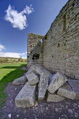 Ballymoon Castle sexy rubble
