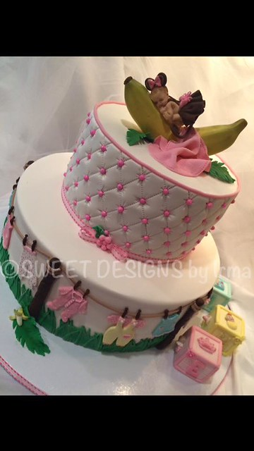 Cake by Irma Cardenas-Rodriguez of Sweet Designs By Irma