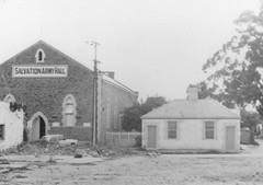 Jacob  Lane Salvation Army Hall