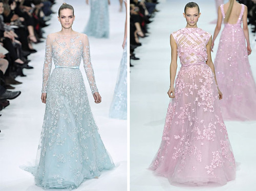 elie_saab Spring 2012 Couture