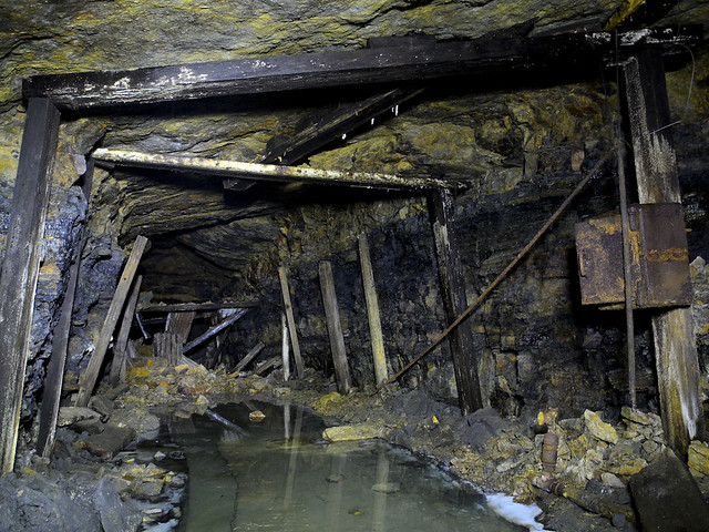 Fire Clay Mine : Coal and fireclay mine flickr photo sharing