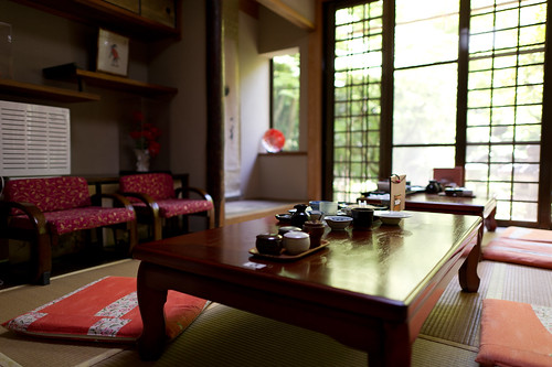 Washitsu (Japanese-style room) by TORO-star
