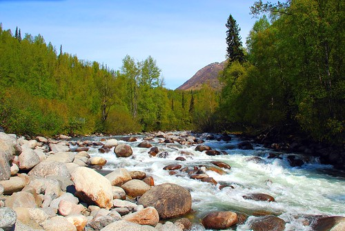 Alaska Little Susuitna River