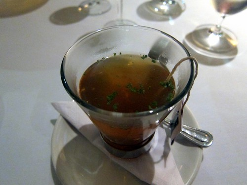 Heston's Mock Turtle Soup