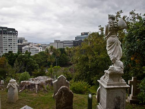 Cementerio Bolton Street