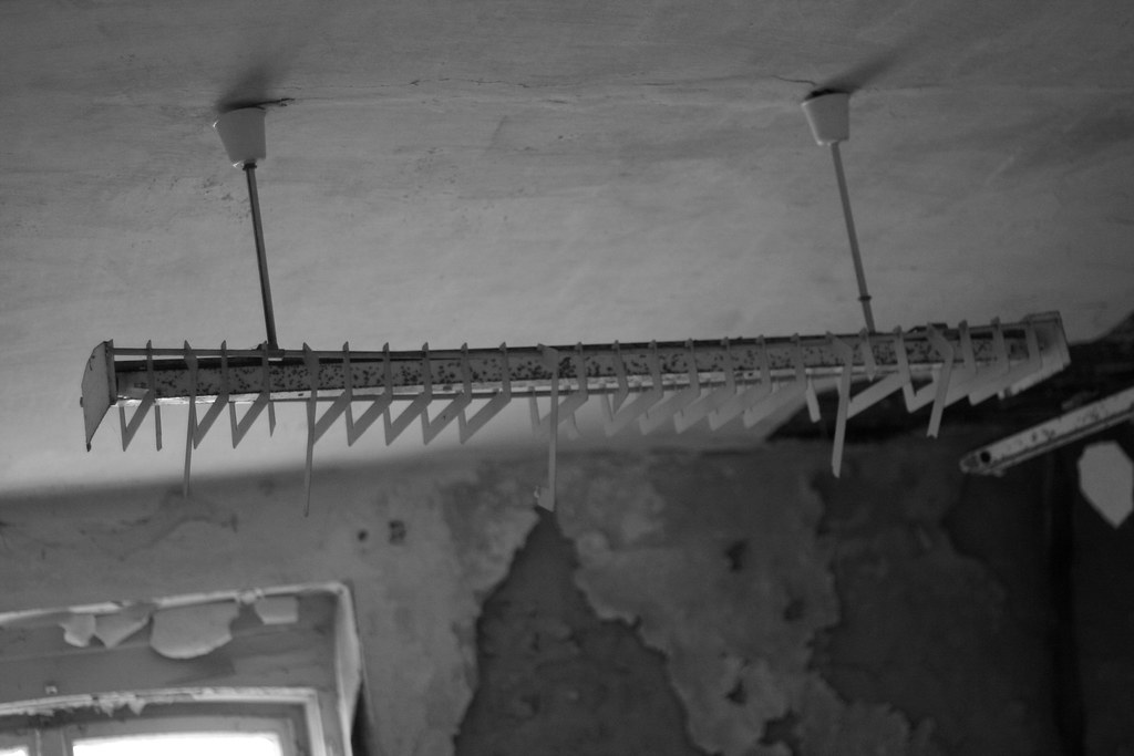 light fitting Jüterbog black and white