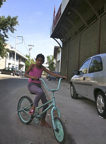 car girl photo