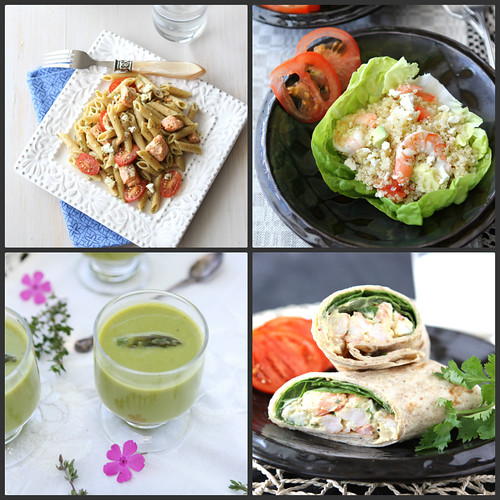 Mother's Day Recipes: Breakfast, Lunch & Beverages