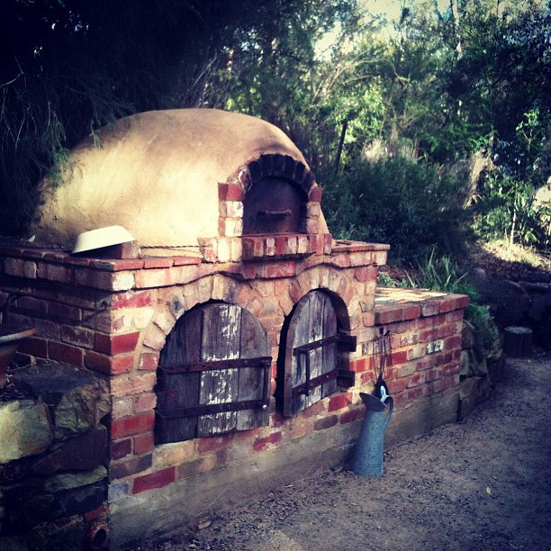 Bread oven at Fulling, Eltham
