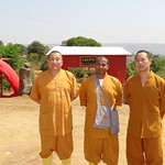 Shaolin Temple India Entry Gate