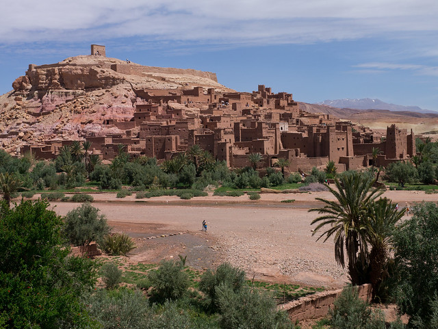 Ben Haddou, Morocco with Panasonic GX1 and Leica 25mm lens