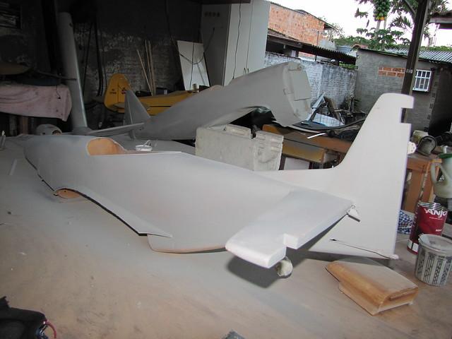 Montagem gratificante P-47 Thunderbolt Do Kit ao AR - Página 4 7190635590_019a74b1a7_z