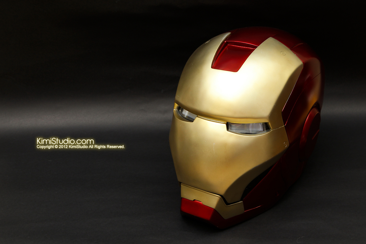 2012.05.10 Iron Man Helmet-001