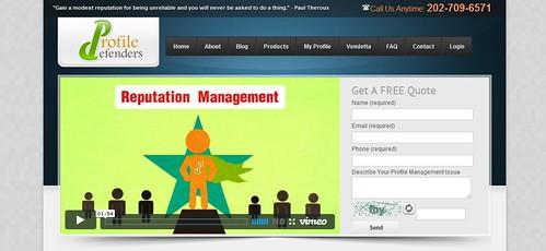 Online Reputation Management Service - Profile Defenders Removes Negative Google Results