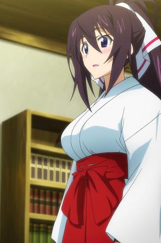 120520 - 篠ノ之箒〔篠之之箒,Houki Shinonono〕
