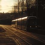 Nikon SP - Nottingham Tram