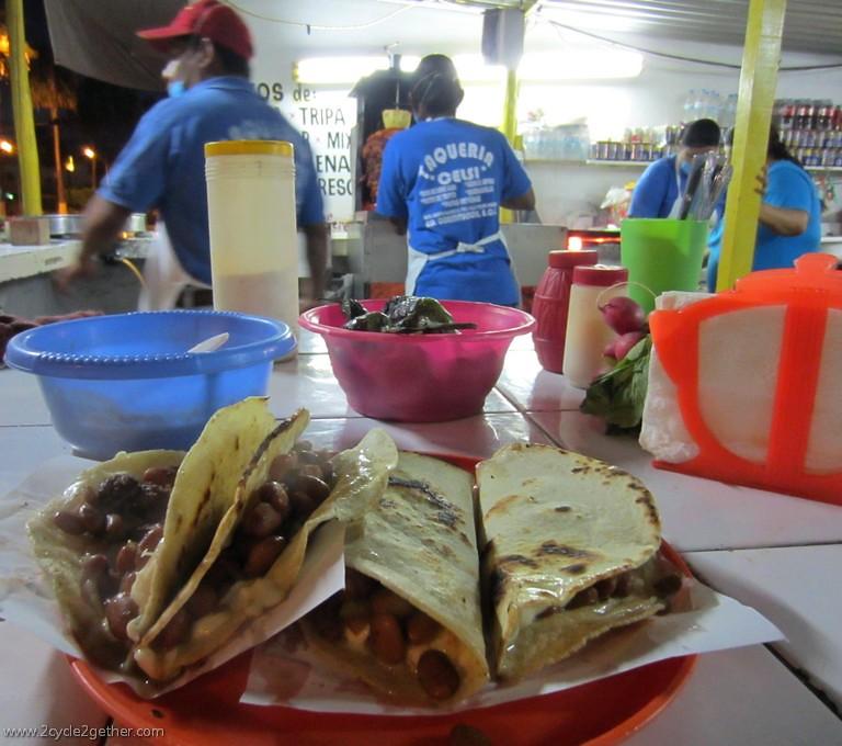 Tacos in Cuidad Constitucion