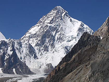 Khoo Swee Chiow will climb K2, one of the most notorious mountains in the world. Photo by Kevin Mayea.