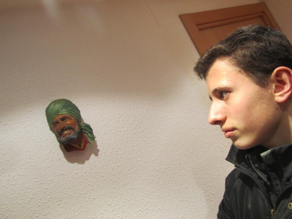 Ivo mira al Moro