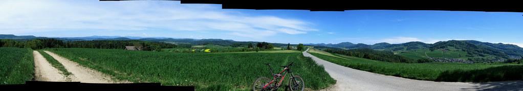 Vom Chrischona bis Oberdorf