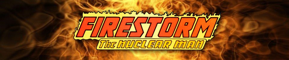 Firestorm, the Nuclear Man: The Five Earths Project