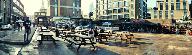 Sunday UpMarket, London