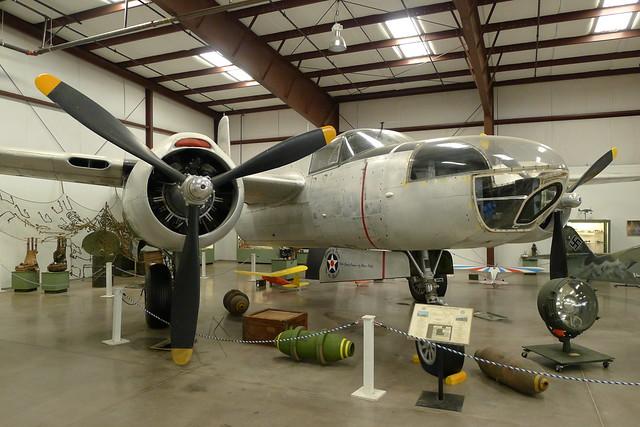 Douglas RB-26C Invader