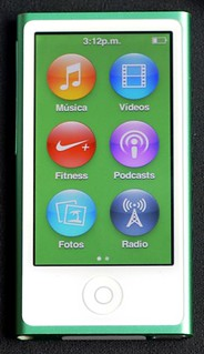 iPod Nano, Apple