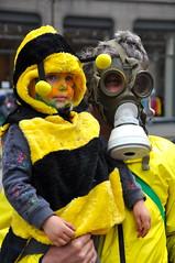 March against Monsanto - Amsterdam