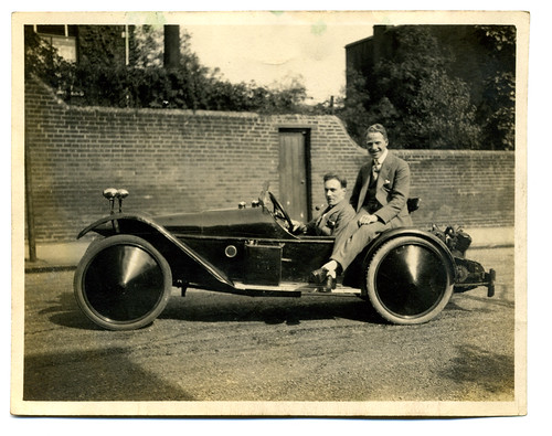 1920s cyclecar by messerschmitt owner