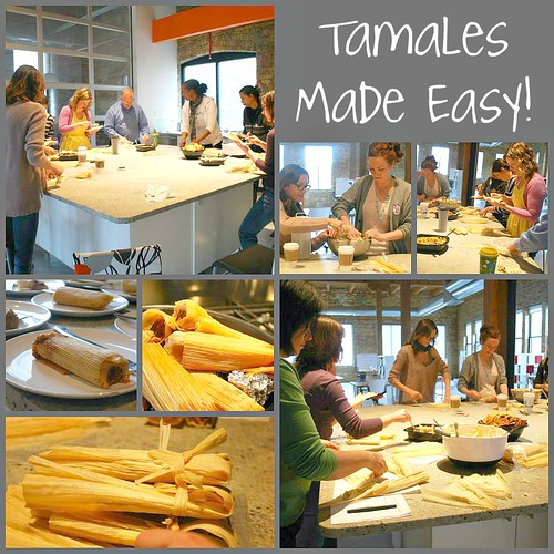 Tamales Made Easy