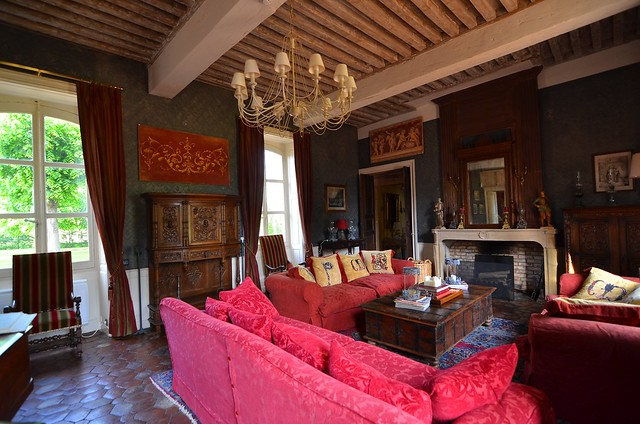 Chateau d'Origny after renovations