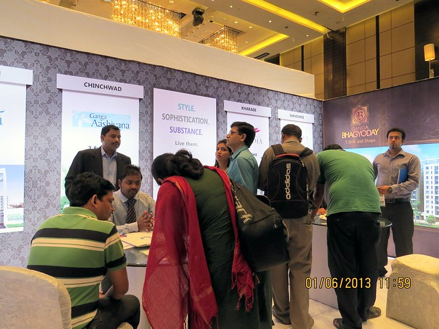 www.goelganga.com - Visit Times Property Showcase 2013, 1st &2nd June 2013, JW Marriott, S B Road, Pune