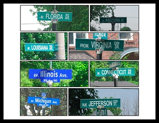 Streets From American States