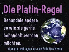 Die Platin-Regel