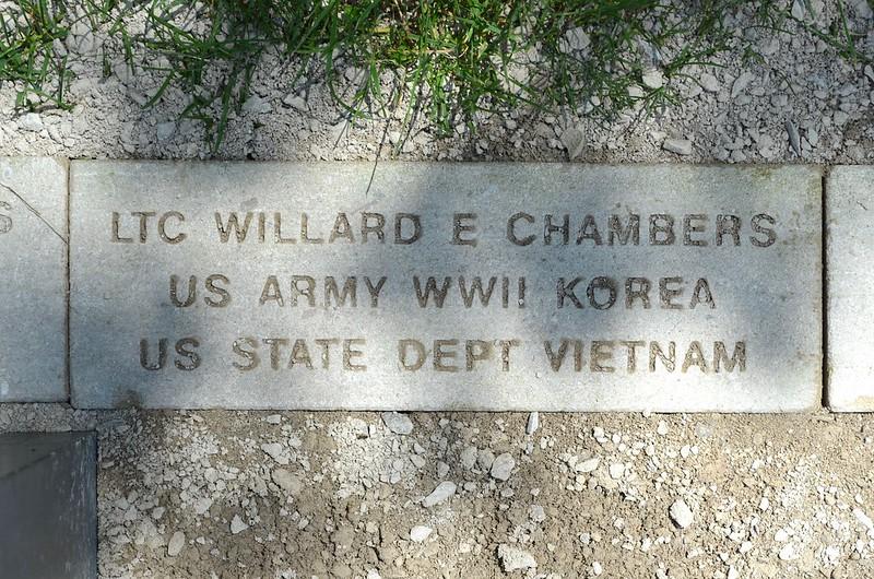 Chambers, Williard