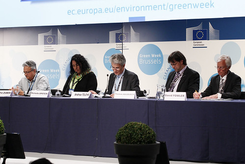 Perspectives for the future – a research agenda for EU air quality