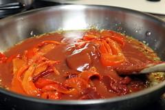 pickled foods(0.0), fish(0.0), produce(0.0), tteokbokki(0.0), jjigae(1.0), kimchi jjigae(1.0), food(1.0), dish(1.0), cuisine(1.0),