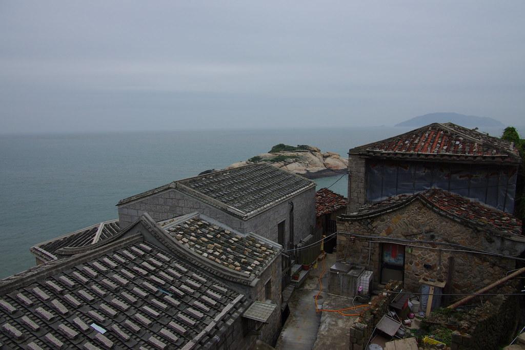 外島小村 芹壁、后沃