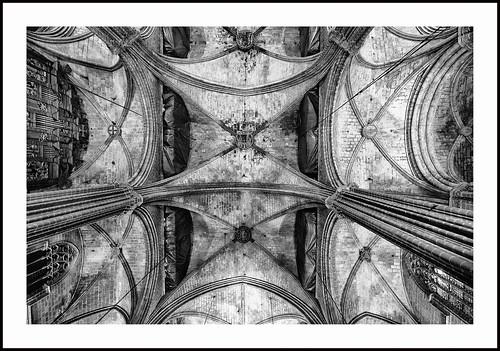 kerk barcelona by hans van egdom