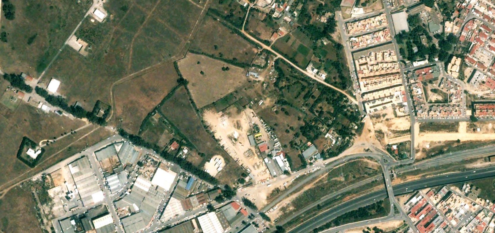 antes, urbanismo, foto aérea, desastre, urbanístico, planeamiento, urbano, construcción,San Fernando, Cádiz