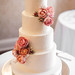 Stephanie & Paul's Wedding Cake by Love & Sugar Bakeshop
