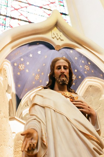 santa fe lorreto chapel jesus