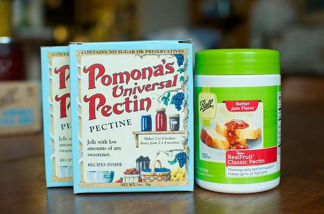 pectin containers